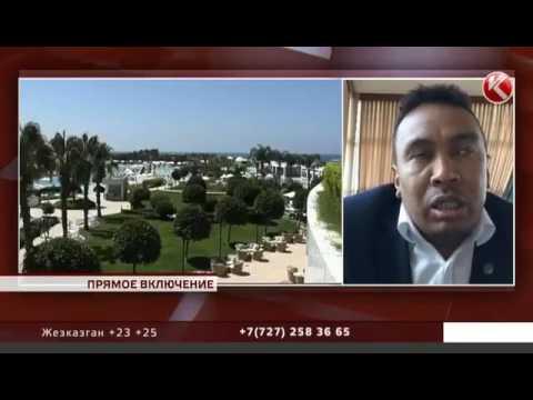 Skype-интервью Генерального консула РК в г.Анталья Бауыржана Абдрахманова для КТК
