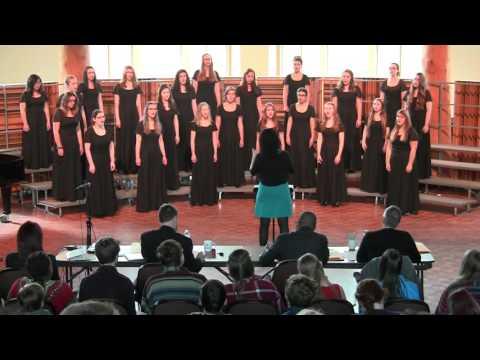 Lunar Lullaby (ABJ Girls Choir, Banff 2016)