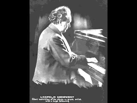 "David Saperton plays Chopin & Chopin - Godowsky Etude in A minor Op. 10 No.2 (""Ignis Fatuus"")"