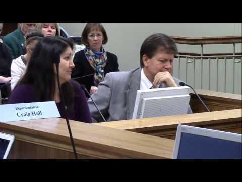 Utah State Legislature Committee Meeting - March 4, 2014