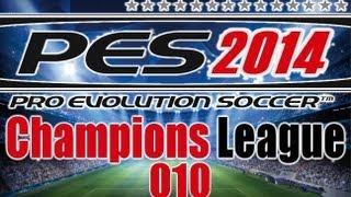 Let´s Play PES 2014 Champions League [HD+][deutsch/german] #010 | Viertelfinale (2)