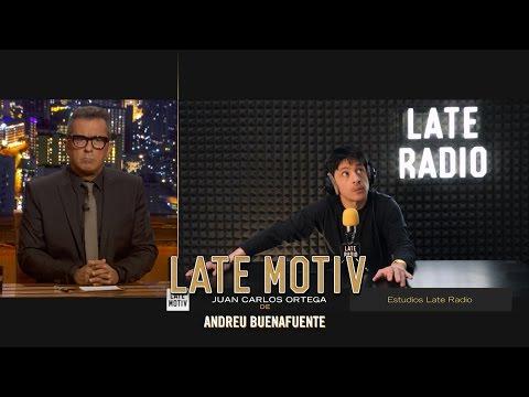 "LATE MOTIV - Juan Carlos Ortega en Late Radio. ""Creando el clima poético"" | #LateMotiv220"