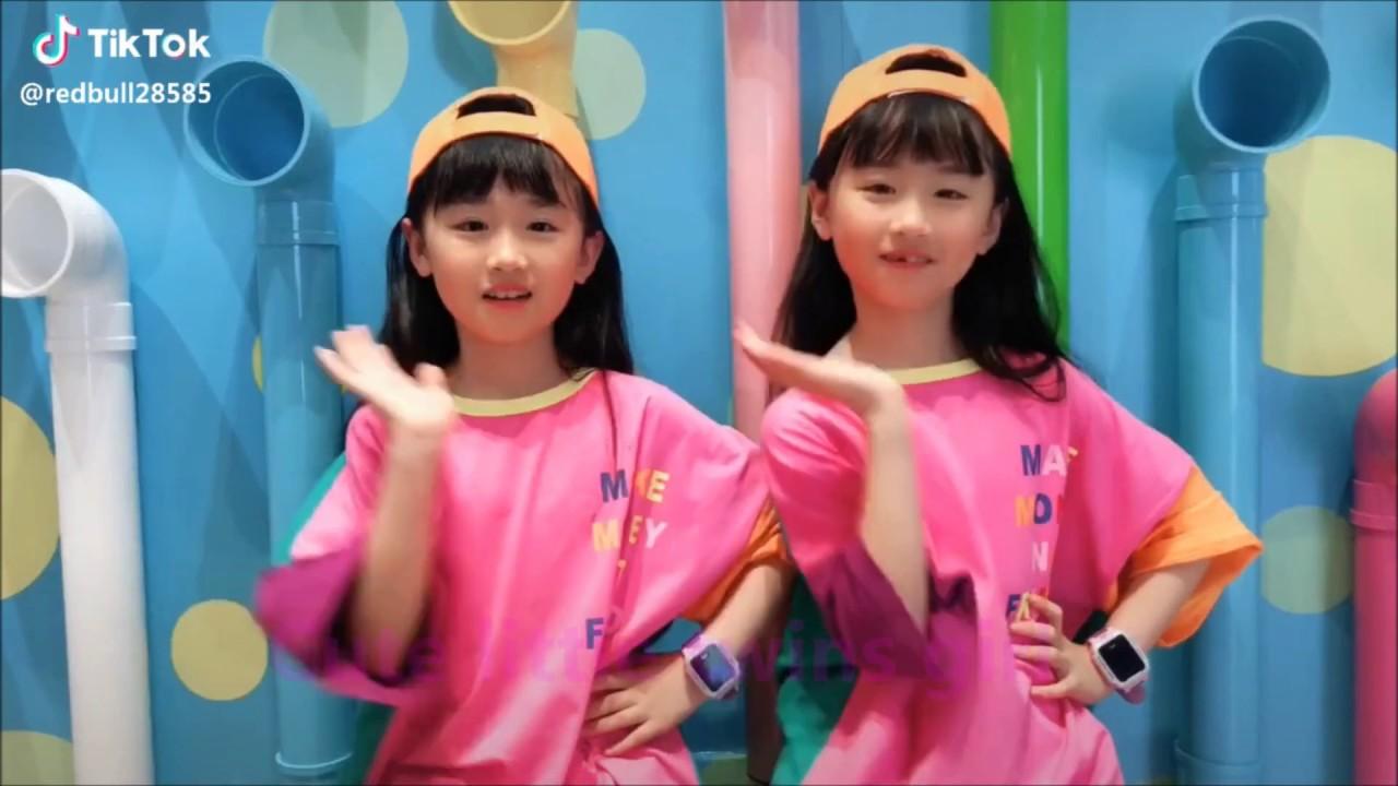 Twins sisters best dance in Tik Tok - YouTube  |Tiktok Dance Twins