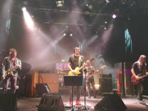 CREE-koncert w radiowej Trójce-05.02.2017