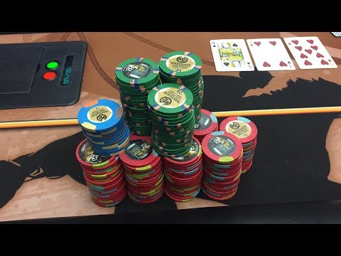 Multiple All Ins For Massive Pots!!! Poker Vlog Ep 50