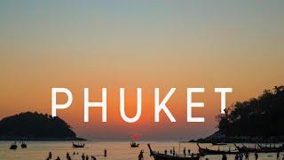 Пхукет остров грёз и релакса I Phuket island of dreams and relax I Cinematic travel video