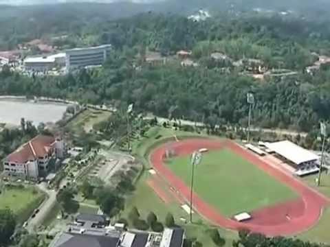 pandangan udara ukm kampus bangi