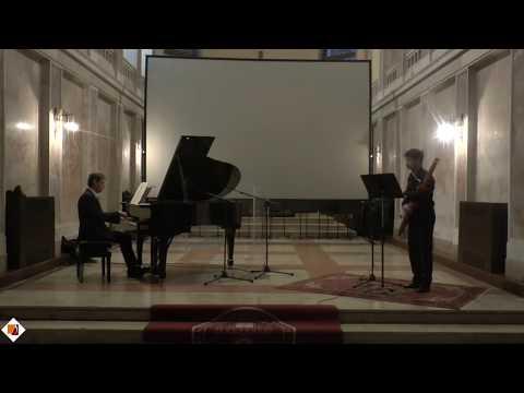 Sonata for Bassoon and Piano - Hindemit / Diego Cristofari