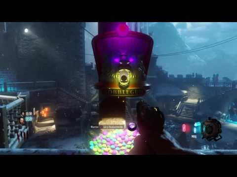 "CALL OF DUTY BLACK OPS 3 ZOMBIES  ""DER EISENDRACHEN"" EASTER EGG"