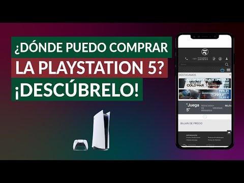¿Dónde Puedo Comprar la PlayStation 5? Precio, Características y Fecha de Lanzamiento
