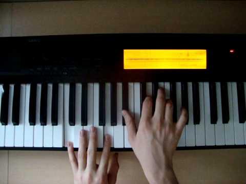 C9 Piano Chord - worshipchords