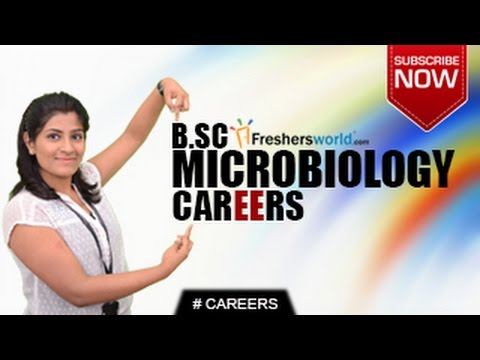 CAREERS IN B.Sc MICROBIOLOGY – M.Sc,DEGREE,Job Opportunities,Salary Package