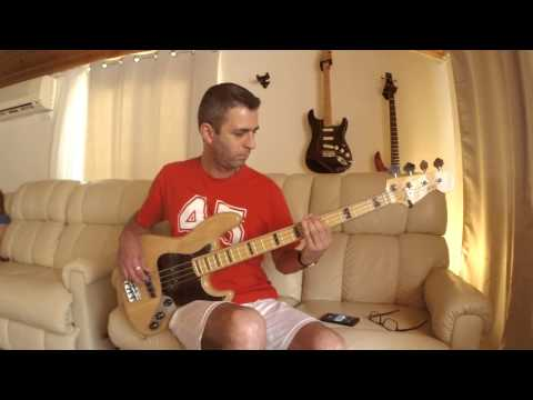 Weezer - Island In The Sun [Bass Cover] - YouTube