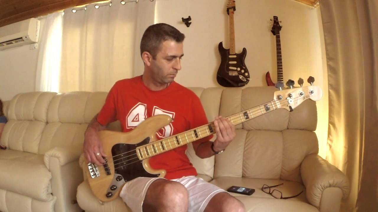 Weezer - Island In The Sun [Bass Cover]
