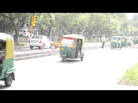 No pollution with Delhi's CNG autos