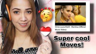 Cinta Laura Kiehl - Markisa (Official Music Video) reaction