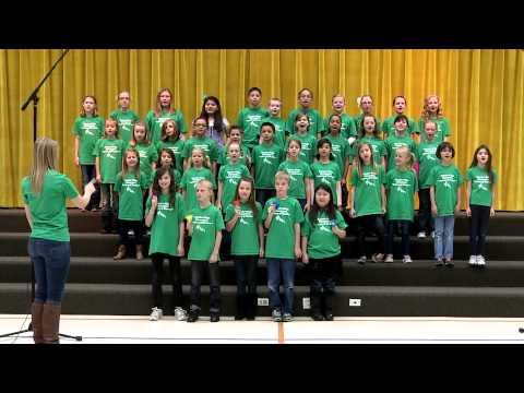 "Thunder Ridge Elementary School ""Voices of Thunder"" - Hear Them Bells"