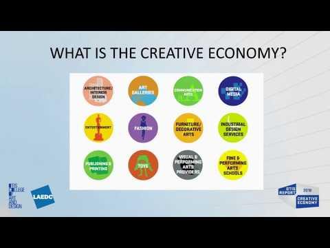 2018 Otis Report on the Creative Economy