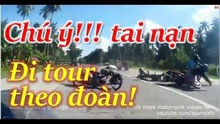 Kinh nghiệm đi phượt theo đoàn bằng Winner 150, phượt Đà Lạt | Thanh TN Motovlog