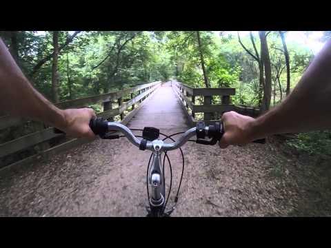 8/14/2015 Bike ride on the I&M trail