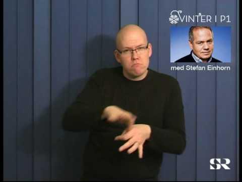 SR P1: Vinter med Stefan Einhorn, del 8 av 8