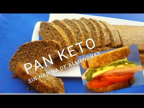 pan-keto cetogenico de-semillas,-sin-gluten.