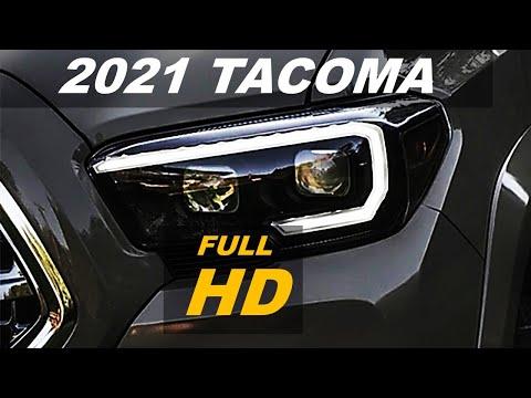 ALL NEW 2021 TOYOTA TACOMA - SUPER BIG PREMIUM PICKUP TRUCK FULL SIZE