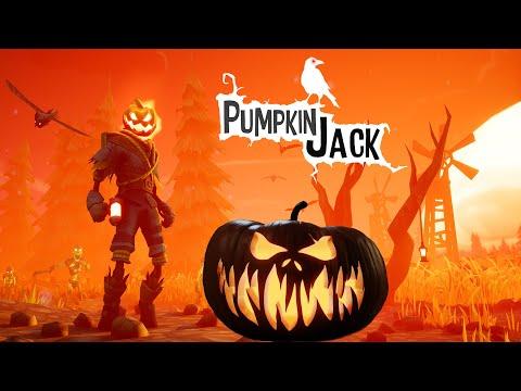PUMPKIN JACK  ( 4K UHD - 60FPS ULTRA GRAPHICS ) Game halloween  