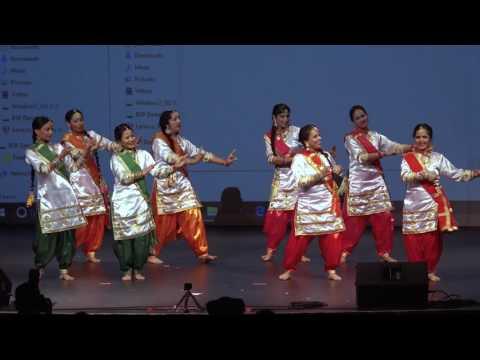Jindua Group at Vaisakhi Mela 2017