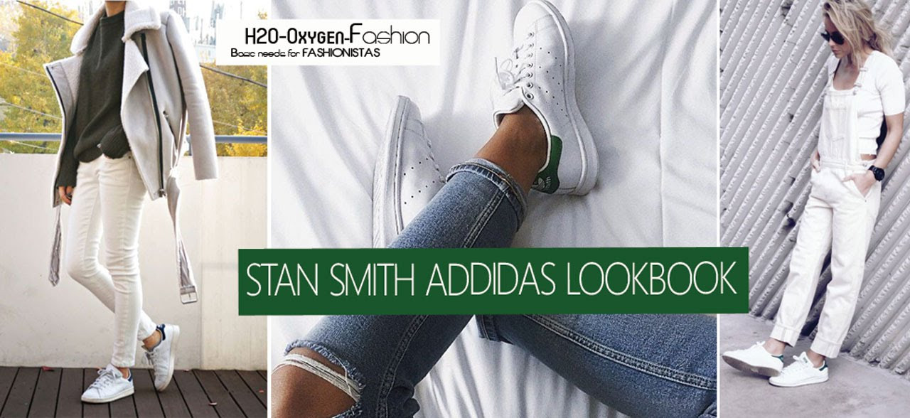 e31258abc8f How to Style Stan Smith Addidas Sneakers - LOOKBOOK - YouTube