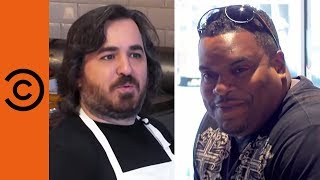 Q's Matchmaking Nearly Gets Him Beaten Up | Impractical Jokers