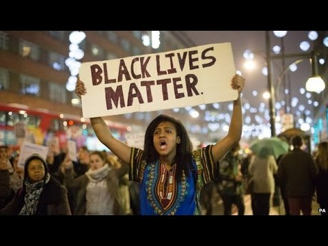 Black Lives Matter - Some thoughts