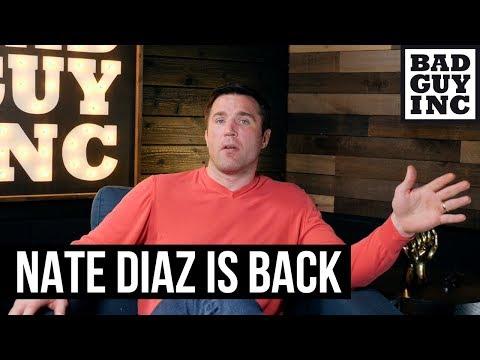 Nate Diaz and Tony Ferguson are back...