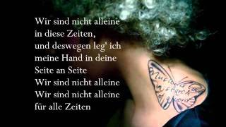LaFee - Ich Bin - Instrumental/Karaoke with Lyrics