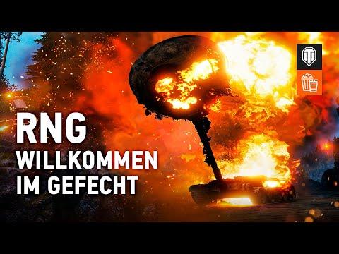 RNG. Willkommen Im Gefecht [World Of Tanks Deutsch]
