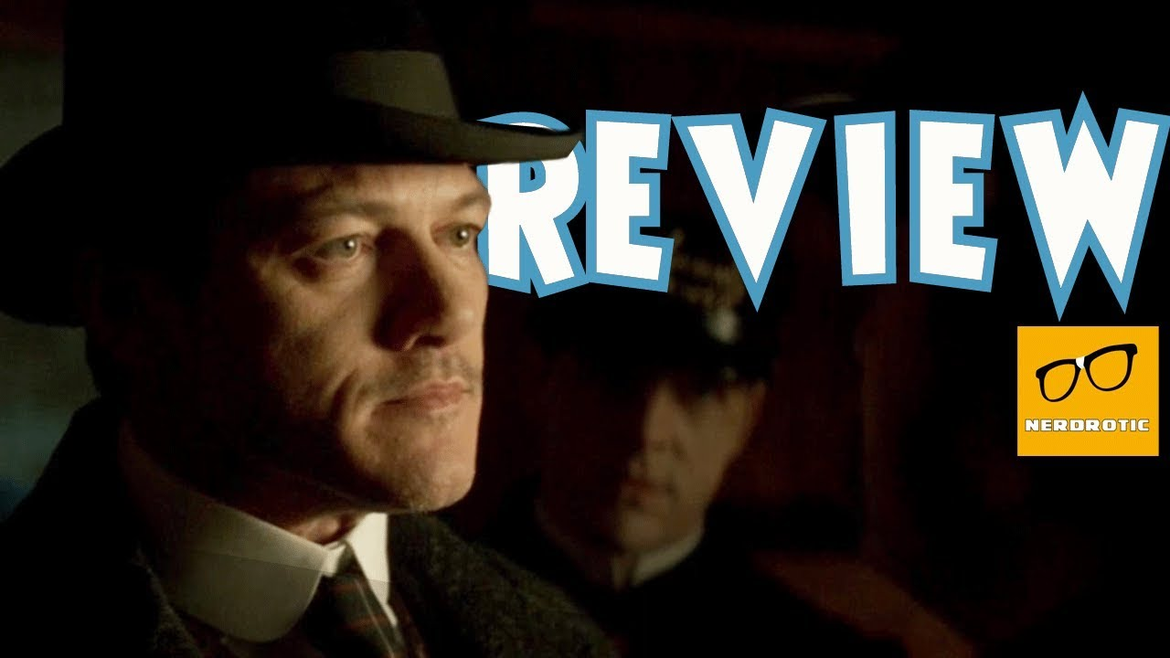 The Alienist Season 1 Episode 1 Review   The Boy on the Bridge