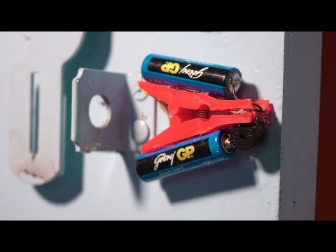 Thumbnail: How to Make a Door Alarm