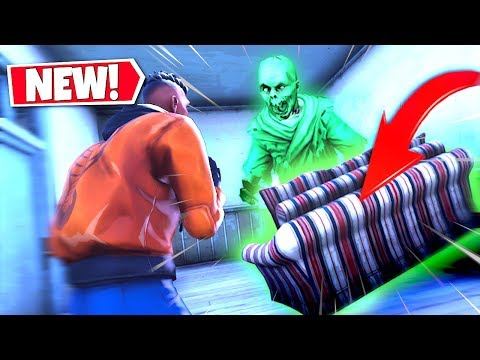 *NEW* ALL FLOATING OBJECTS GHOST *LOCATIONS* FOUND IN FORTNITE! SEASON 6 UPDATE!: BR