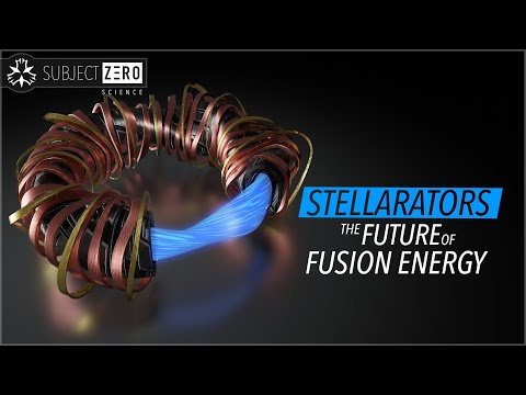 Stellarators - The Future of Fusion Energy [2020]