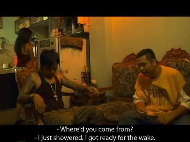 Film on tondo youth gangs wins best film in cinemalaya 2007.