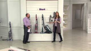 Shark Rotator Powered Lift-Away Deluxe Vacuum w/ 8 Attachment with Dan Wheeler