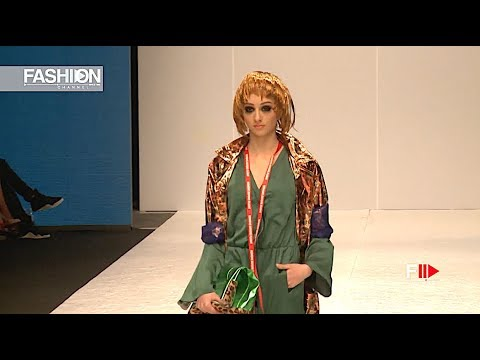 LILY TAILOR Highlights Belgrade Fashion Week Fall 2018/2019 - Fashion Channel
