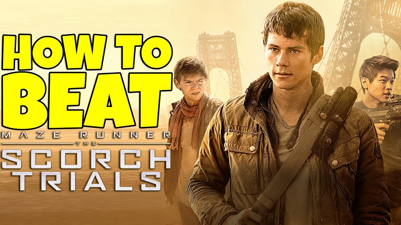 Download How to Beat the SCORCH TRIALS in Maze Runner: The Scorch Trials!
