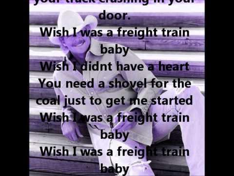 Alan Jackson   Freight Train