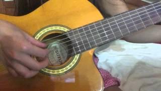 Mua Tren Bien Vang [ guitar ]