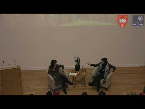 Lecture: Christiane Amanpour in conversation with Helena Kennedy