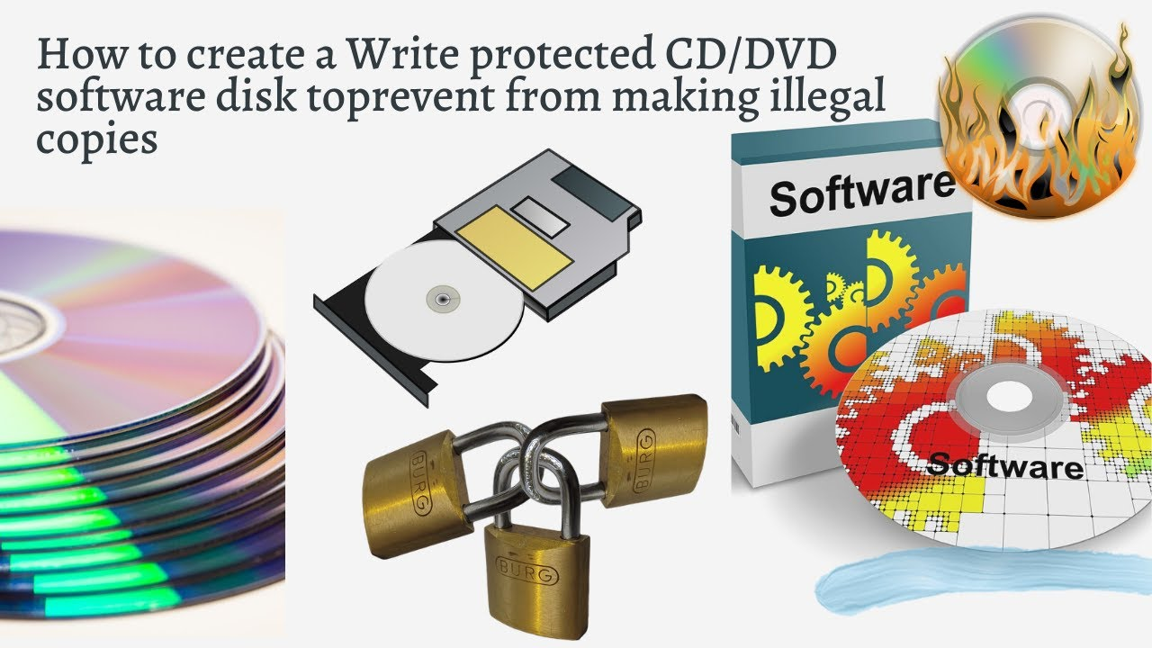 How to write protect dvd videos good research paper example