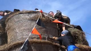 Tough Mudder Haystacks