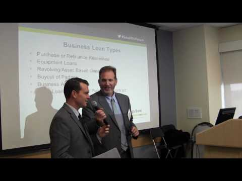 Small Business Accelerator Forum - East Boston - Choosing A Bank For Your Business