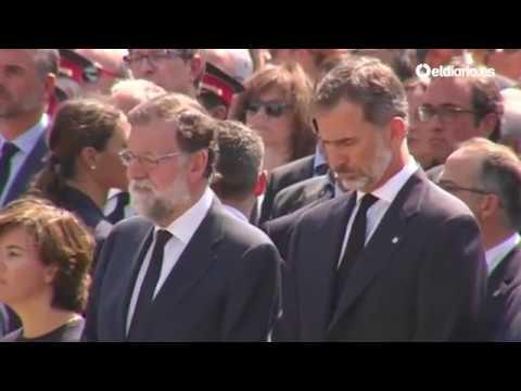 No tengo miedo el emocionante grito en Barcelona tras el atentado